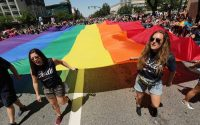 100,000 turn out for 43rd annual Utah Pride Parade to celebrate acceptance, organizers say