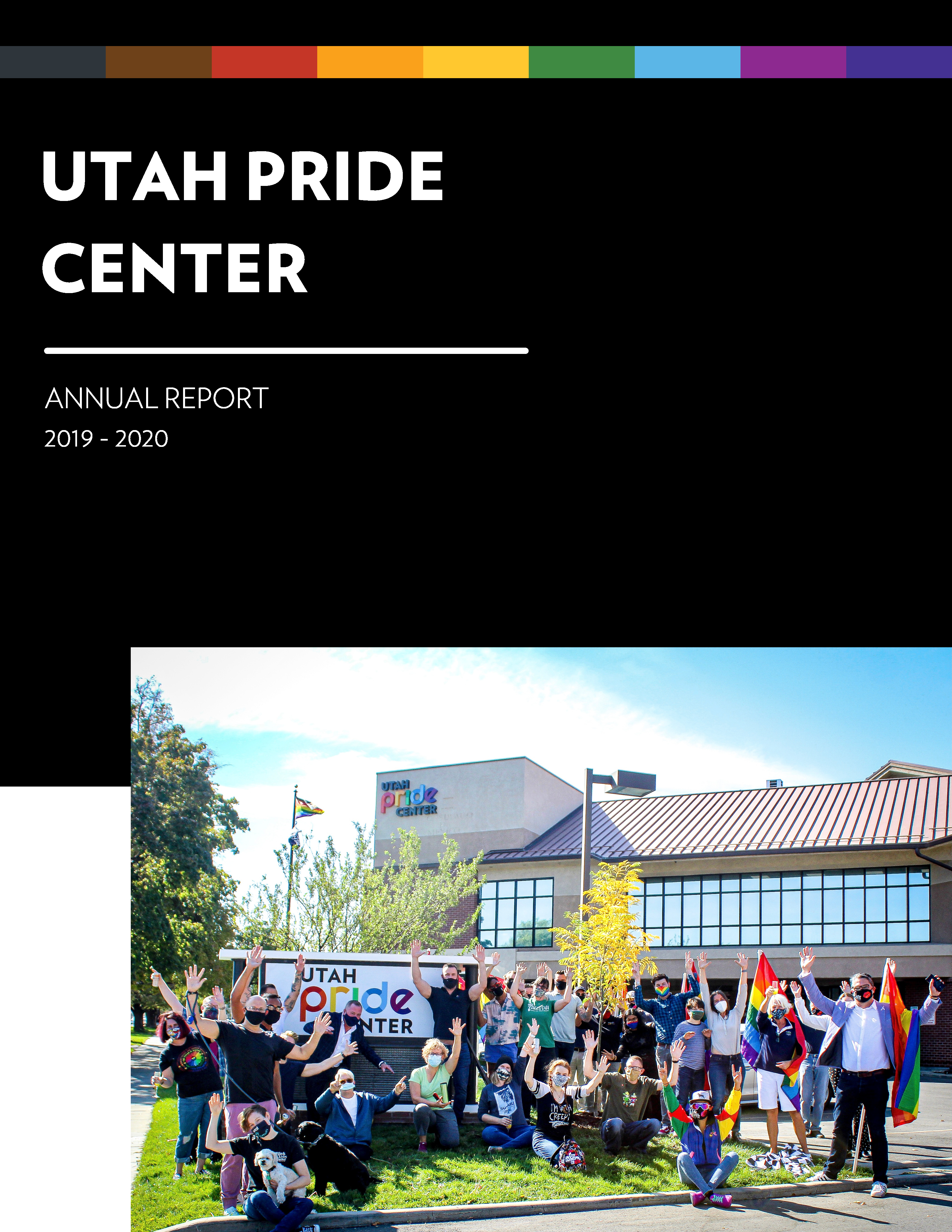Annual Report 2021 Front Page