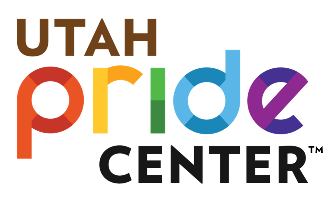 Logo Utah Pride Center Full Color 2020 TM Symbol