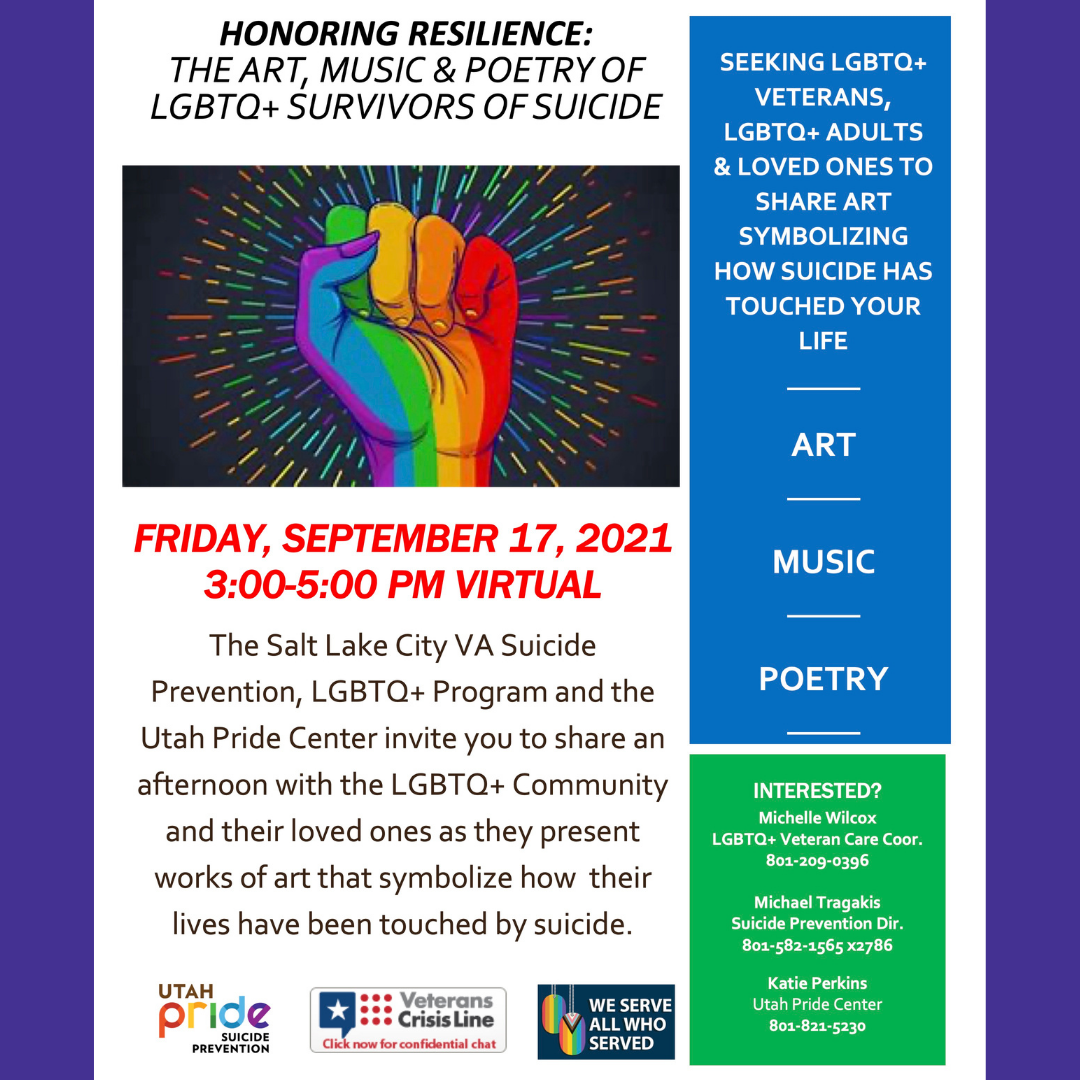 Suicide Prevention Month Event