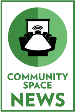 Community Space News.
